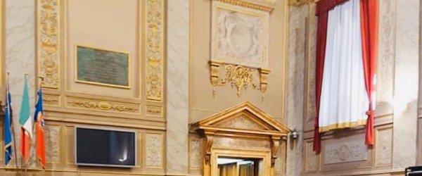 SITUAZIONE CORONAVIRUS, INCONTRO CON I SINDACI DELLA CITTA' METROPOLITANA DI ROMA E IL PREFETTO Di ROMA