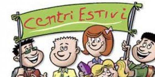 CENTRI ESTIVI PER MINORI ANNO 2019