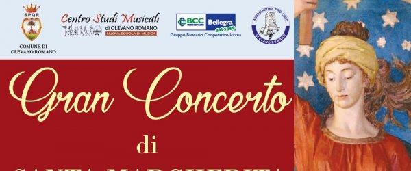 Concerto di Santa Margherita