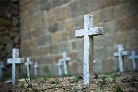 Cimitero comunale esecuzione operazioni cimiteriali