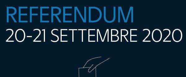 OLEVANO ROMANO - ESITO REFERENDUM DEL 20 E 21 SETTEMBRE 2020
