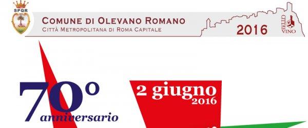 Il 2 giugno la festa della Repubblica ed inaugurazione della nuova Via Roma