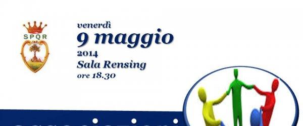 9 maggio 2014 ore 18.30: convocato incontro decisivo con le associazioni