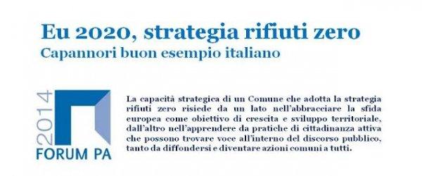 Eu 2020, strategia rifiuti zero: Capannori buon esempio italiano