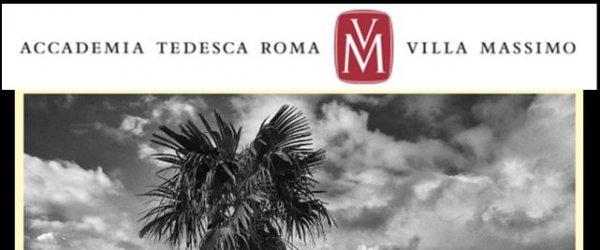 Presentazione finale dei borsisti dell'Accademia di Villa Massimo ad Olevano Romano