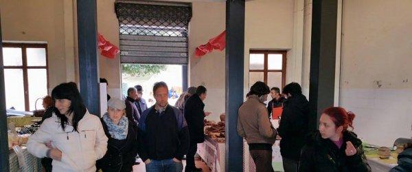 Aperto il mercato della terra di Olevano Romano con ben 4 presidi laziali