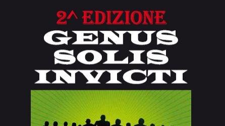 Domenica 22 dicembre la Seconda edizione della gara podistica Genus Solis Invicti