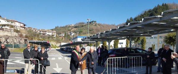 Presentato il nuovo Campus scolastico con i consiglieri regionali Lena e Petrassi