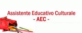 Avviso gara appalto servizio AEC Scolastico