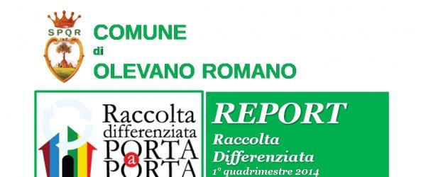 Raccolta Differenziata Porta a Porta. I Cittadini di Olevano perseverano rinnovando il loro impegno per l'ambiente.