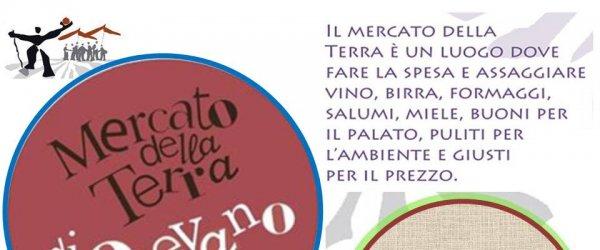 Mercato della Terra domenica 17 maggio 2015 a Olevano Romano