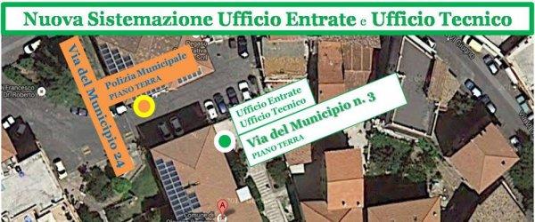 Uffici comunali pi?? vicini ai Cittadini