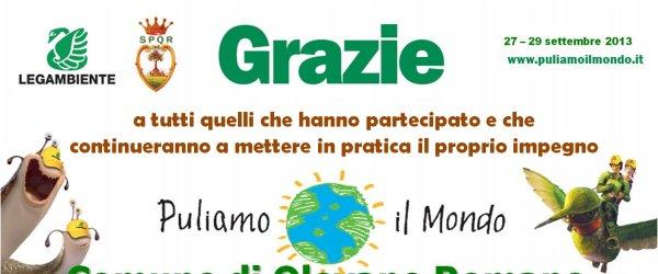 Con Puliamo il Mondo 3 giorni di impegno, entusiasmo e orgoglio e tante testimonianze di partecipazione a difesa dell'ambiente