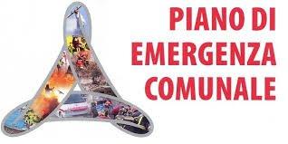 Piano di emergenza comunale di Protezione Civile