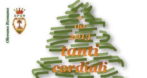 Gli auguri di Buon Natale e Felice anno nuovo dall'amministrazione comunale
