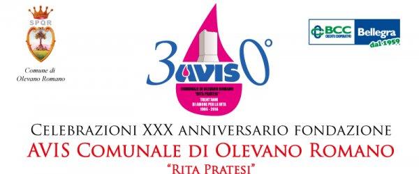 Domenica 7 e 14 dicembre la festa del donatore AVIS
