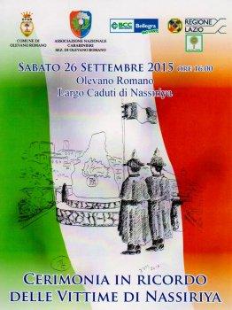 https://www.comune.olevanoromano.rm.it/resizer/resize.php?url=https://www.comune.olevanoromano.rm.it/immagini_news/public/locandina/85-carabinieri-nassiriya-26-sett-ore-16.png&size=262x350c0